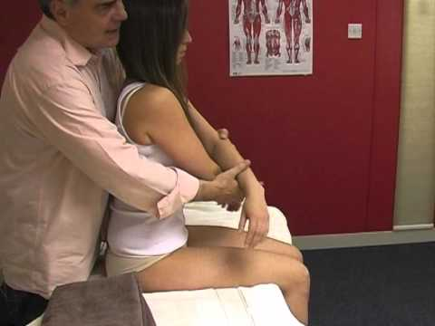 thoracic spine: massage and treatment 7