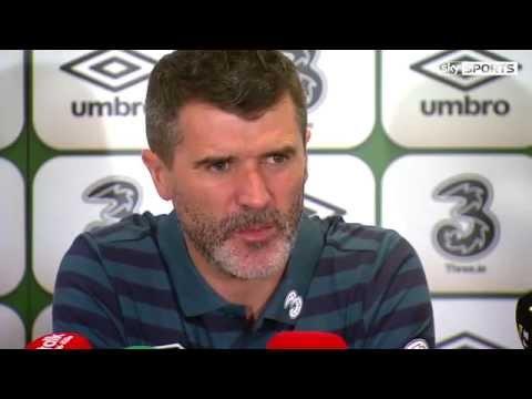 Republic of Ireland v USA - Pre Match Presser Short - Roy Keane (16/11/14)