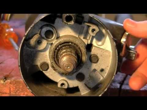 Part 5 GM Steering Column Repair