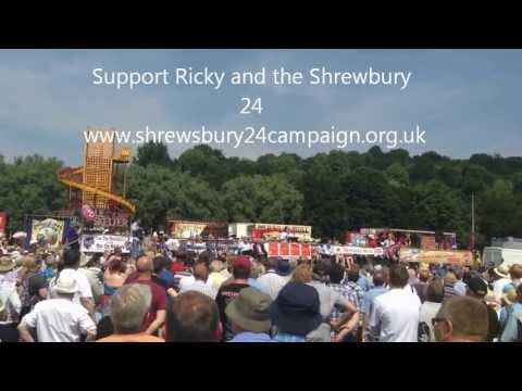 129th Durham Miners Gala 13th July 2013
