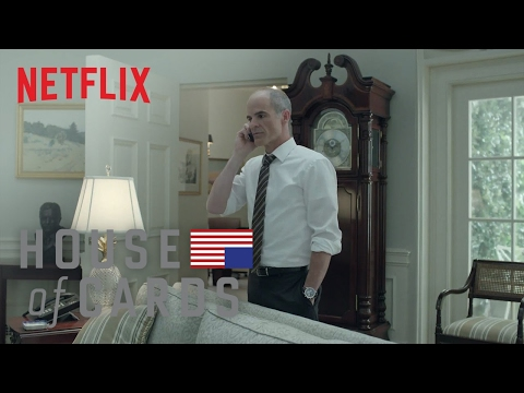 House of Cards - Democracy Is So Overrated - EMMY 2014 - Netflix - HD