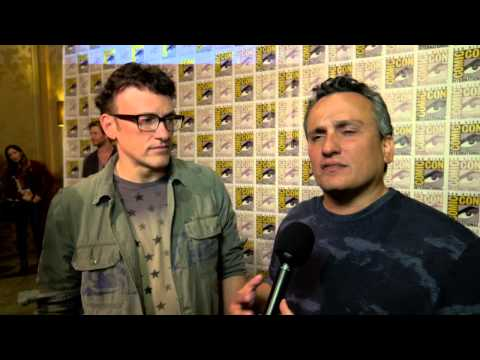 Captain America: The Winter Soldier: Directors Anthony and Joe Russo Comic Con 2014