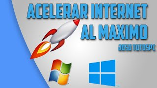 Acelerar Internet Al Maximo En Windows Sin Programas 2015 | Windows 8.1/8/7/XP
