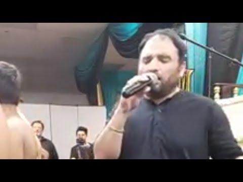 21st Ramazan Jaloos Nohakhawan: Shahid Hussain Baltistani(21st Ramadan 1439 / 2018 -
