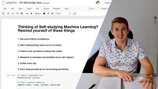 Self-Studying Machine Learning? Remind yourself of these 6 things