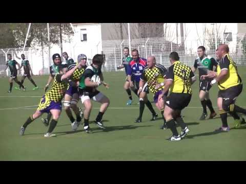 Replay RCOP vs US Mourillon 2017