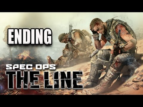 Spec Ops the Line Walkthrough - Part 19 ENDING Let