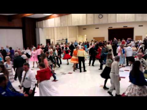 Square Dance in Golden, Colorado at May Madness 2013
