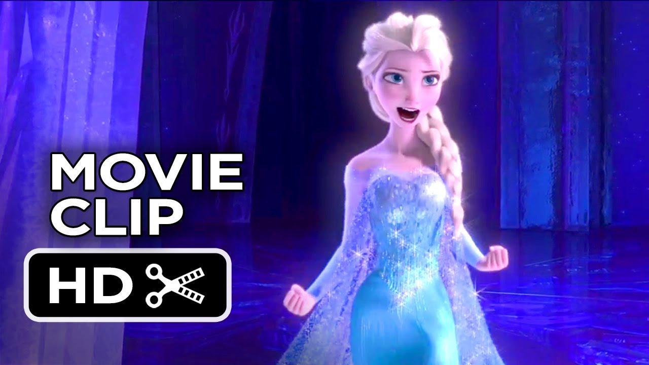 Frozen Official Movie Clip