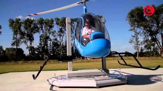 CICARE SVH4 Helicopter Trainer