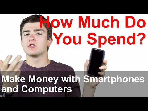 Expenses: How Much Do You Actually Make? Make Money with Smartphones and Computers