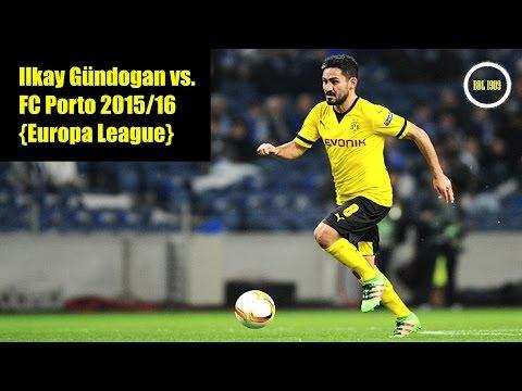Ilkay Gündogan vs. FC Porto (Away) 26|02|2016