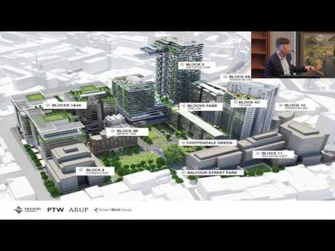 Urban Regeneration Seminar – One Central Park: Mark Giles, PTW Architects