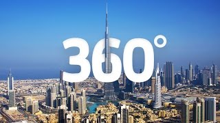Dubai. Here you are - Dubai 360 Video
