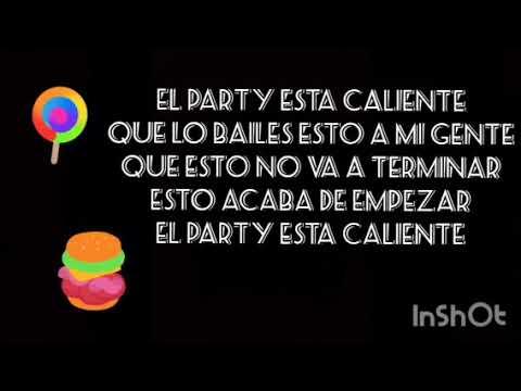 Jake la furia ft. Alessio La Profunda El Party - Lyrics
