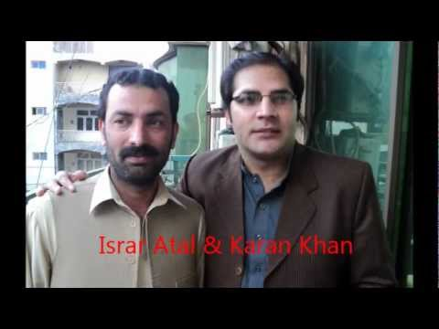 Karan Khan New Nazam  Da Khar Rangeney Israr Atal 2013 video