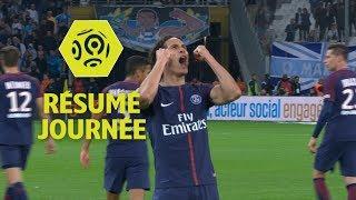 Résumé de la 10ème journée - Ligue 1 Conforama / 2017-18