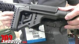 Young Manufacturing ICE-15 at 2011 SHOT Show