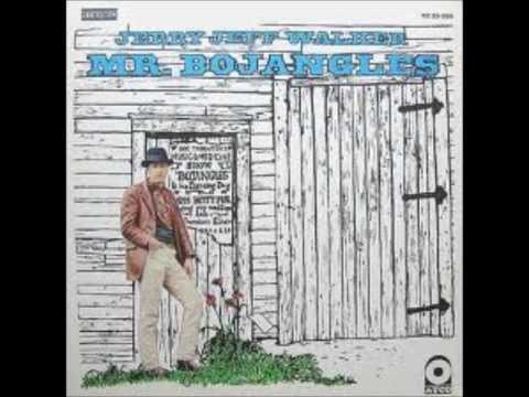 Jerry Jeff Walker - The Man He Used To Be