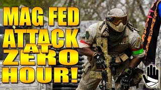 MAG FED ATTACK AT ZERO HOUR BIG GAME!