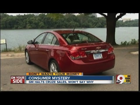 Consumer mystery surrounds recall of the Chevy Cruze