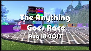 2017 08 18 Anything Goes Race