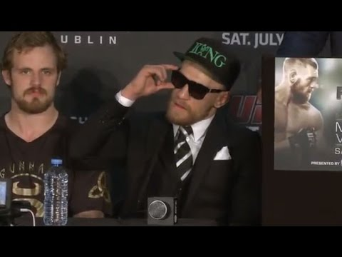 Fight Night Dublin: Post-Fight Press Conference Highlight