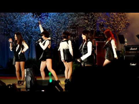 [hd Fancam] Kara - Mister (korean Music Festival 2010) video