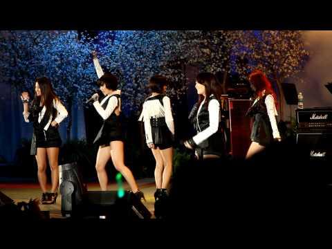 [hd Fancam] Kara - Mister (korean Music Festival 2010) video