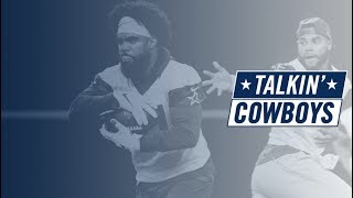 Talkin' Cowboys: What's The Latest on Running Back Zeke? | Dallas Cowboys 2019