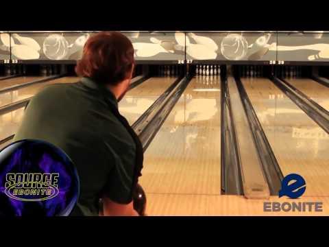 Ebonite Source Bowling Ball