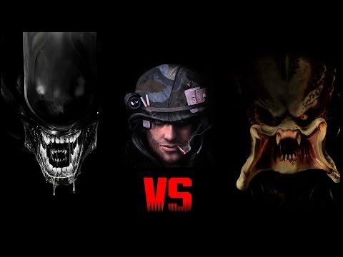 Чужие и Хищники - Aliens & Predator | Во что поиграть!?