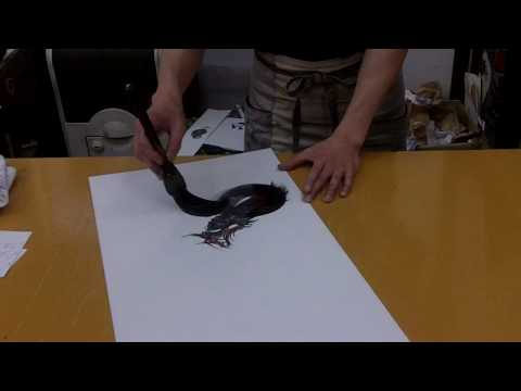 Watch Japanese Dragon Painter