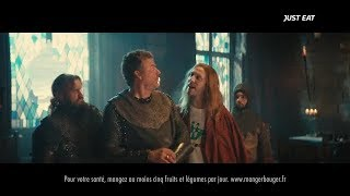 Musique Pub JUST EAT 2019 - Le Moyen Age Le ragondin