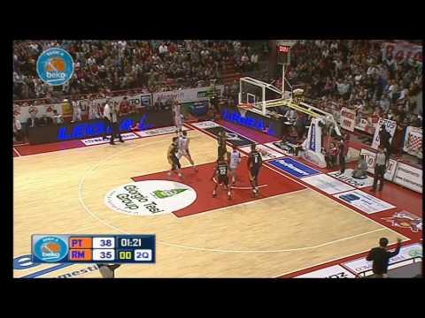 Giorgio Tesi Group Pistoia - Acea Roma 94-84 [PistoiaBasketTV]