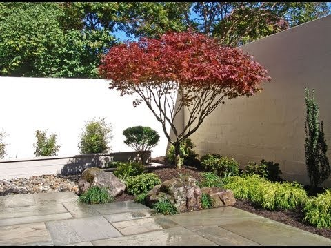 "Japanese Garden ""Before & After"" Vol 2 . Lee's Oriental Landscape Art"