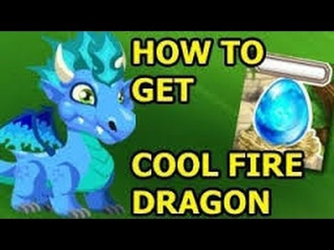 Dragon city How to breed the CoolFire Dragon (Easy)