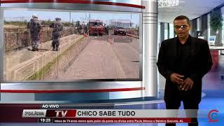 Idosa de 74 anos morre após pular da ponte na divisa entre Paulo Afonso e Delmiro Gouveia- AL