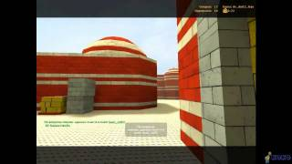 Counter Strike Source  de_dust2_lego