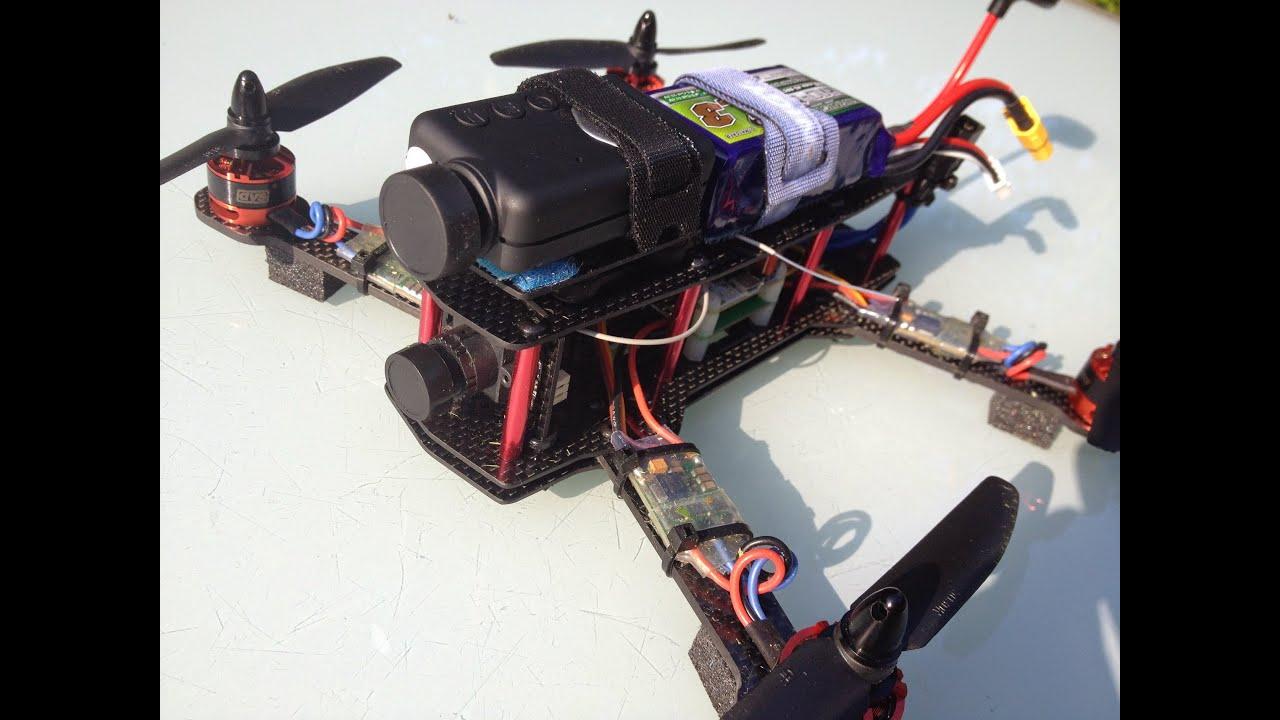 [Tutorial]Montar tu propio drone de carreras(edición para dummies).
