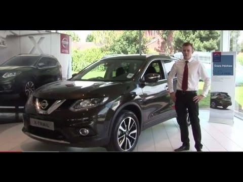 2014 New Nissan X-Trail Review