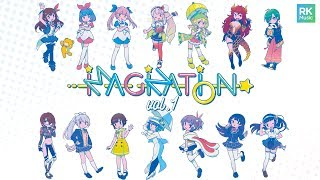 『IMAGINATION vol.1』全曲クロスフェード by RK Music × 未来茶レコード