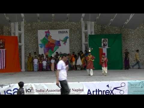 Naples India Fest 2014 - Baje Sargam (grand Finale) video