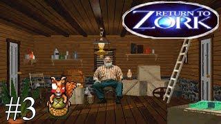 WANT SOME RYE? / Return to Zork (03)
