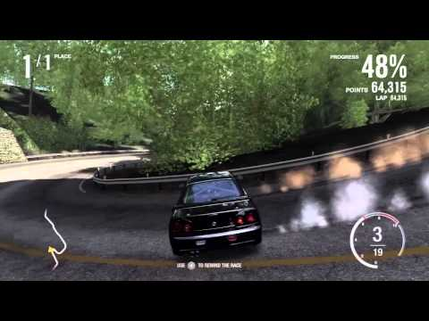 Fujimi Score Attack : Nissan Skyline R34 - Episode 4 (Forza Motorsport 4)