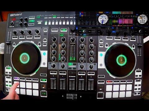 Roland DJ-808 Controlador y Sequenciador Serato DJ Revisión