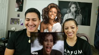 Whitney Houston I Will Always Love You Official Music Audio Reaction