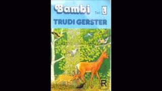 Bambi Hörspiel von Trudi Gerster Teil 1/4