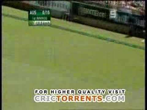 Justin Langer Tribute Complilation