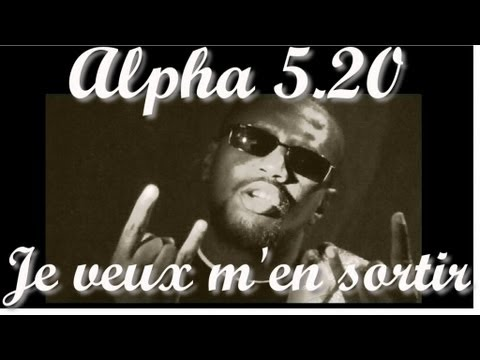 Alpha 5.20 & Iron Sy - Je Veux M'en Sortir video